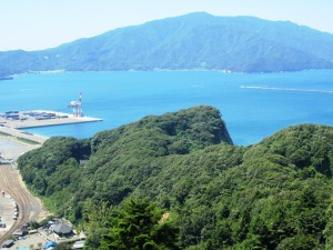 Kanegasaki_Castle_Site_View_from_Tezutsu-yama